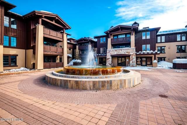 7815 Royal Street B294, Park City, UT 84060 (MLS #12101106) :: High Country Properties