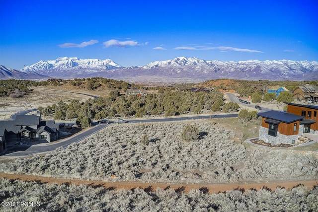 390 Ibapah Peak Drive, Heber City, UT 84032 (MLS #12101127) :: High Country Properties