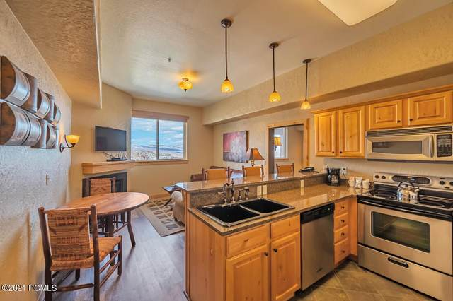 2653 W Canyons Resort Drive #320, Park City, UT 84098 (MLS #12101130) :: High Country Properties