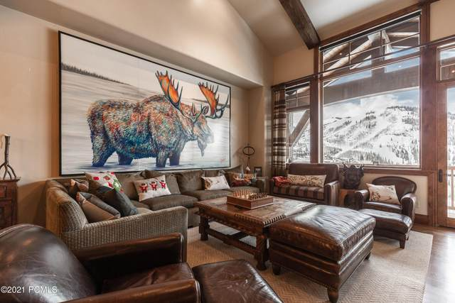 8902 Empire Club Drive #705, Park City, UT 84060 (MLS #12101166) :: High Country Properties