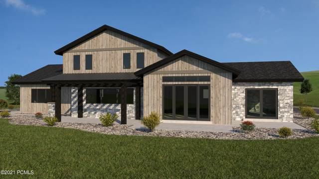 1384 Dovetail Drive, Kamas, UT 84036 (MLS #12101167) :: Lawson Real Estate Team - Engel & Völkers