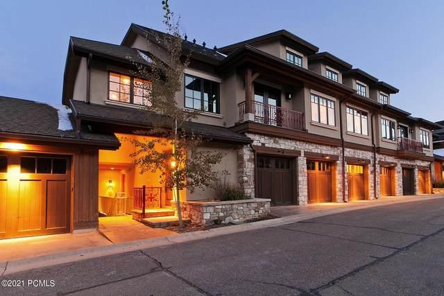 3694 N Vintage East Street #10, Park City, UT 84098 (MLS #12101173) :: High Country Properties