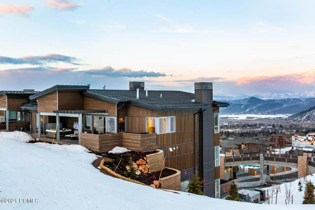2752 High Mountain Road #101, Park City, UT 84098 (MLS #12101180) :: High Country Properties