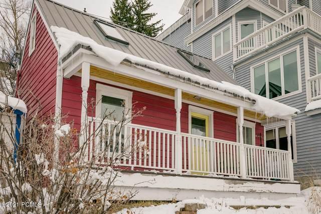 317 Ontario Avenue, Park City, UT 84060 (MLS #12101182) :: High Country Properties