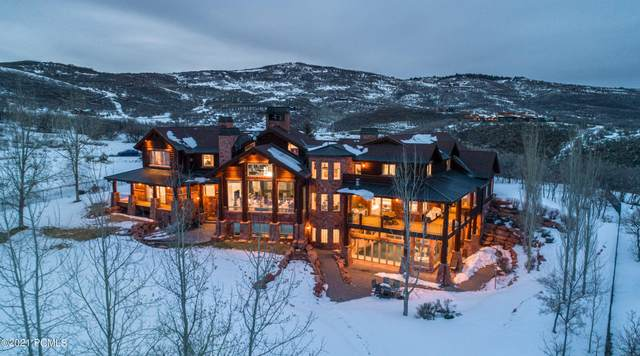 1500 W Red Fox Road, Park City, UT 84098 (MLS #12101215) :: High Country Properties