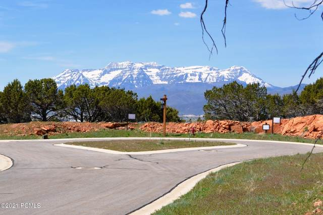 3077 E Horse Mountain Cir. (Lot 189), Heber City, UT 84032 (MLS #12101232) :: High Country Properties