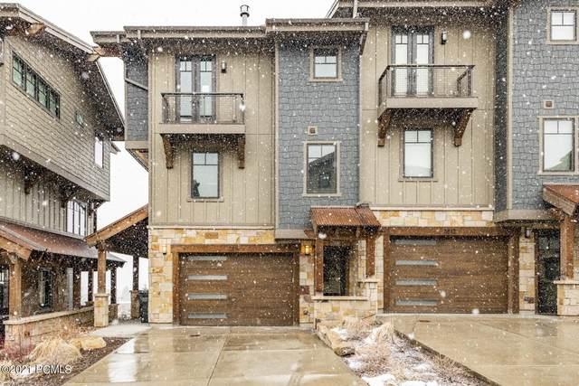 3816 Blackstone Drive #25, Park City, UT 84098 (MLS #12101234) :: High Country Properties