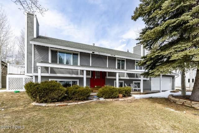 2969 Holiday Ranch Loop, Park City, UT 84060 (MLS #12101249) :: High Country Properties