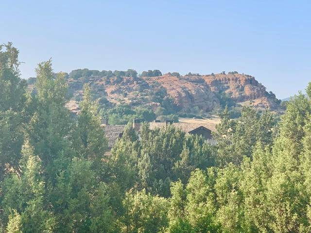 99 N Club Cabins Way (Cc25), Heber City, UT 84032 (MLS #12101250) :: High Country Properties