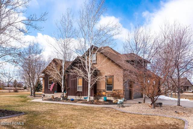 5425 N Estates Lane, Oakley, UT 84055 (MLS #12101273) :: Lawson Real Estate Team - Engel & Völkers