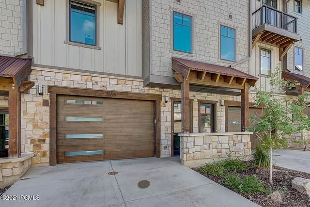 3696 Blackstone Drive #8, Park City, UT 84098 (MLS #12101275) :: High Country Properties