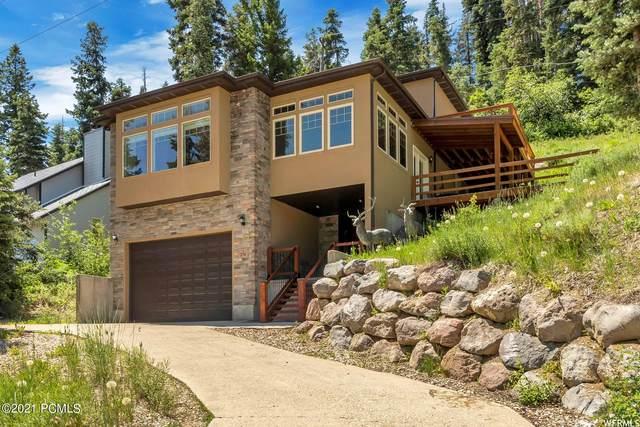 270 Aspen Drive Ddr, Park City, UT 84098 (MLS #12101317) :: Lookout Real Estate Group