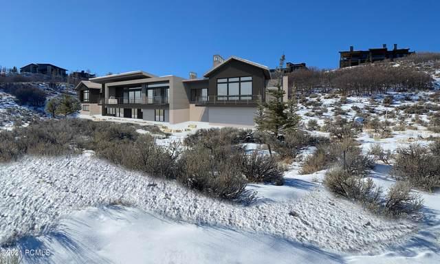 3653 Aspen Camp, Park City, UT 84098 (MLS #12101319) :: High Country Properties