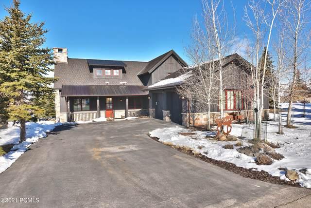 8204 Western Sky, Park City, UT 84098 (MLS #12101321) :: High Country Properties
