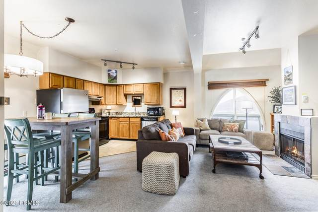 424 Park Avenue C, Park City, UT 84060 (MLS #12101331) :: High Country Properties