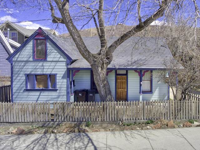 1304 Park Avenue, Park City, UT 84060 (#12101345) :: Black Diamond Realty