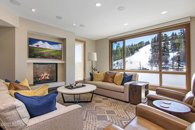 7101 Stein Circle #412, Park City, UT 84060 (MLS #12101352) :: High Country Properties
