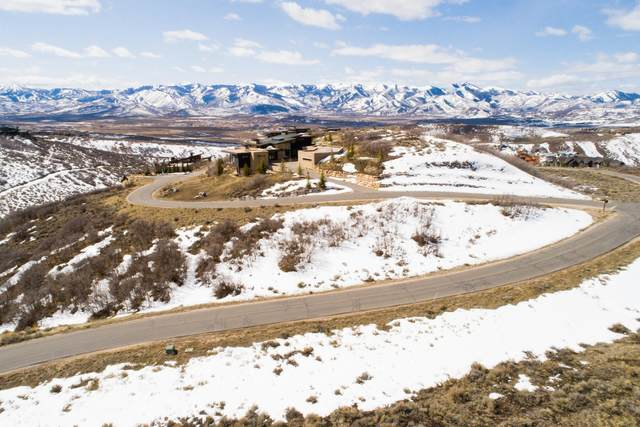 2727 E Canyon Gate Road, Park City, UT 84098 (MLS #12101356) :: High Country Properties