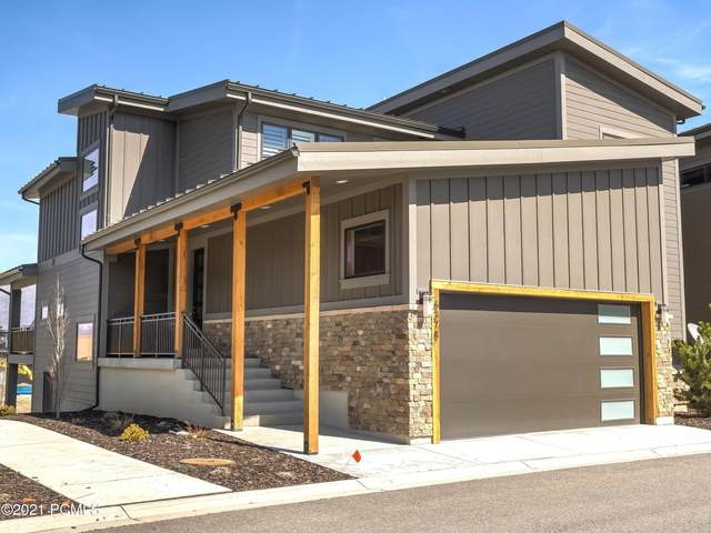 6378 E Malory Way #13, Huntsville, UT 84317 (MLS #12101358) :: High Country Properties