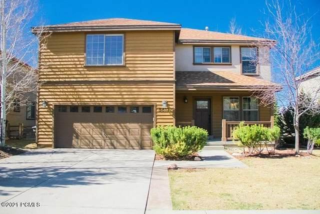 5811 N Sagebrook Drive, Park City, UT 84098 (MLS #12101363) :: High Country Properties