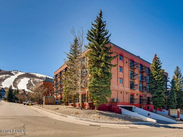 50 Shadow Ridge Road #3312, Park City, UT 84060 (MLS #12101376) :: High Country Properties