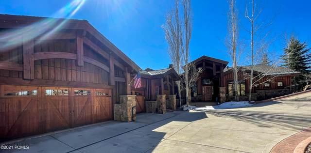 3150 Meadows Drive, Park City, UT 84060 (MLS #12101378) :: High Country Properties
