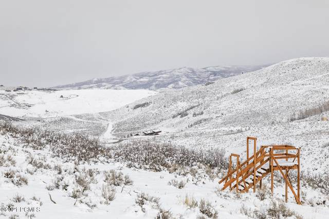 7096 Painted Valley Pass, Park City, UT 84098 (MLS #12101381) :: High Country Properties