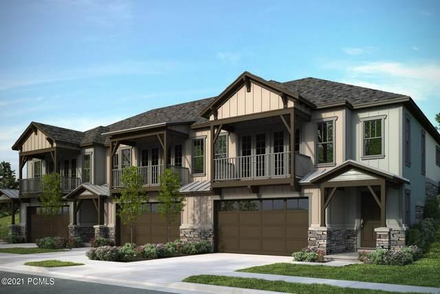438 W Glenview Loop 1A, Heber City, UT 84032 (MLS #12101387) :: High Country Properties