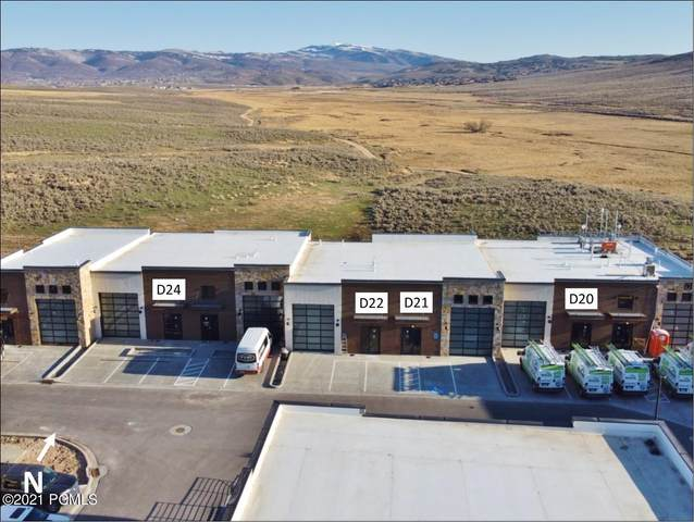 4554 N Forestdale Drive D20, Park City, UT 84098 (MLS #12101391) :: High Country Properties