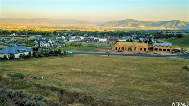 595 E Dutch Mountain Drive, Midway, UT 84049 (MLS #12101396) :: Lawson Real Estate Team - Engel & Völkers
