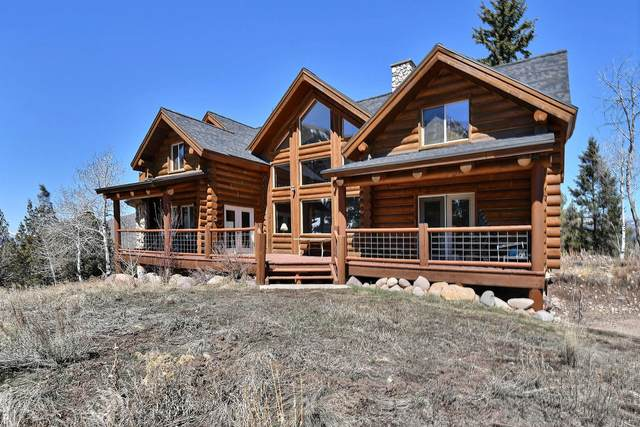 6453 Aspen Loop Loop, Kamas, UT 84036 (MLS #12101398) :: High Country Properties