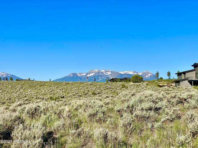 1257 Explorer Peak Circle, Heber City, UT 84032 (MLS #12101404) :: High Country Properties