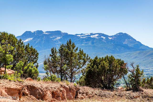 2435 Red Knob Way, Heber City, UT 84032 (MLS #12101429) :: High Country Properties