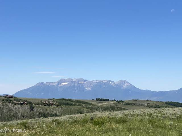 9482 E Forest Creek Road, Heber City, UT 84032 (MLS #12101435) :: High Country Properties