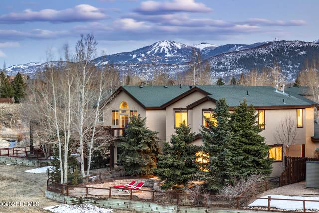 6668 Trout Creek Court, Park City, UT 84098 (MLS #12101439) :: High Country Properties