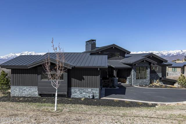 2118 E Notch Mountain Cir, Heber City, UT 84032 (MLS #12101443) :: High Country Properties