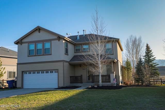 5624 N Aspenleaf Drive, Park City, UT 84098 (MLS #12101455) :: Lookout Real Estate Group