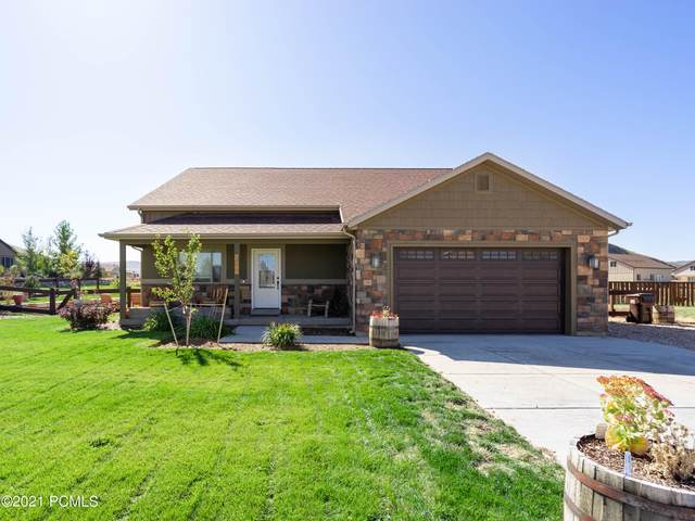 393 Scenic Heights Road, Francis, UT 84036 (MLS #12101468) :: Summit Sotheby's International Realty