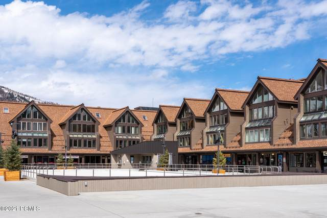 1415 Lowell Avenue #151, Park City, UT 84060 (MLS #12101474) :: Lookout Real Estate Group