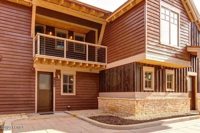 1825 Three Kings Drive #302, Park City, UT 84060 (MLS #12101476) :: Lookout Real Estate Group