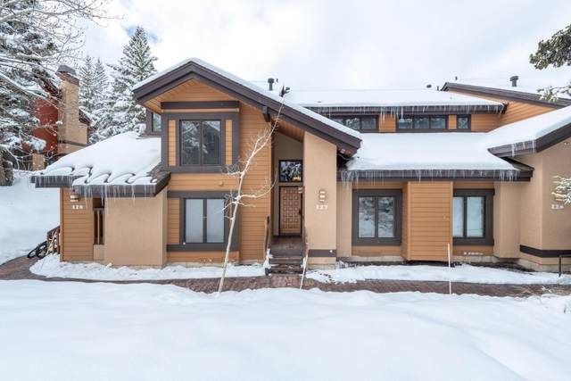 7986 Ridgepoint Drive #127, Park City, UT 84060 (MLS #12101477) :: Lookout Real Estate Group