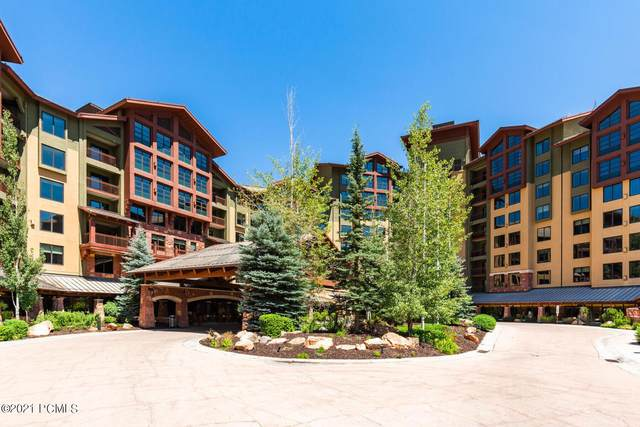3855 Grand Summit Drive #138 Q1, Park City, UT 84098 (MLS #12101480) :: Lookout Real Estate Group