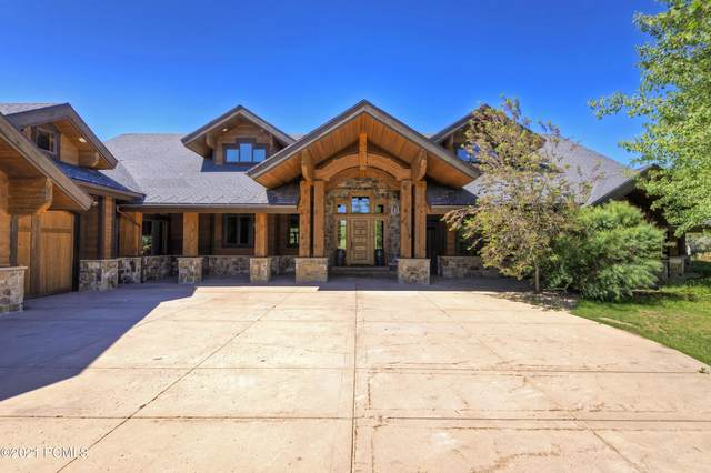 7995 Glenwild Drive, Park City, UT 84098 (MLS #12101481) :: Lawson Real Estate Team - Engel & Völkers