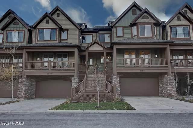 3105 W Lower Saddleback Road, Park City, UT 84098 (MLS #12101515) :: Lawson Real Estate Team - Engel & Völkers