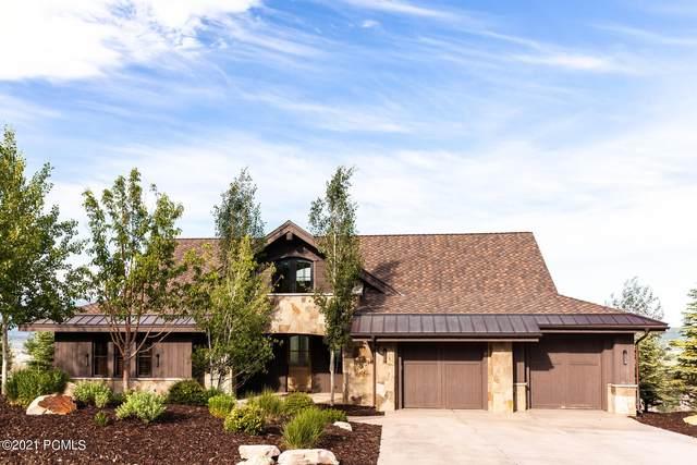 9079 Dye Cabins Drive, Park City, UT 84098 (MLS #12101520) :: High Country Properties