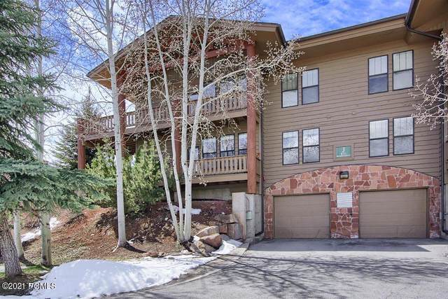 8251 Meadowview Court J12, Park City, UT 84098 (MLS #12101523) :: Lawson Real Estate Team - Engel & Völkers
