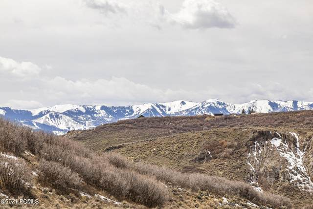 725 E Canyon Gate Road, Park City, UT 84098 (MLS #12101539) :: High Country Properties