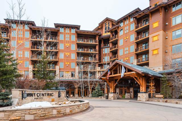 3558 N Escala Court #441, Park City, UT 84098 (MLS #12101635) :: High Country Properties