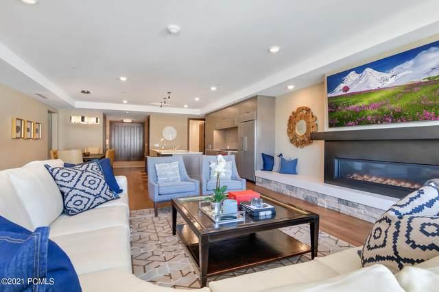 2290 E Deer Valley Drive #401, Park City, UT 84060 (MLS #12101660) :: Lawson Real Estate Team - Engel & Völkers