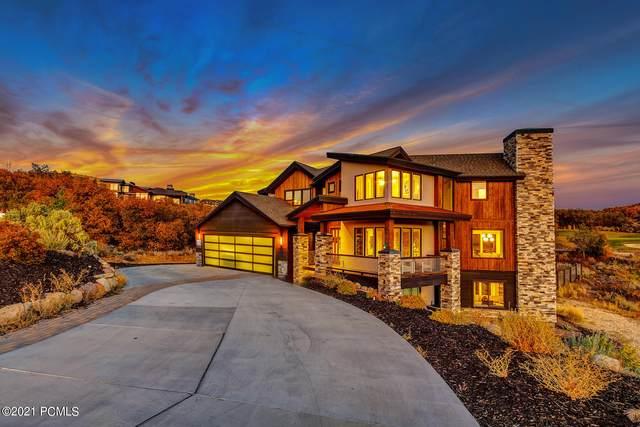 1135 E Lasso Trail, Hideout, UT 84036 (MLS #12101679) :: Lawson Real Estate Team - Engel & Völkers